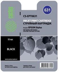 Картридж струйный Cactus CS-EPT0631