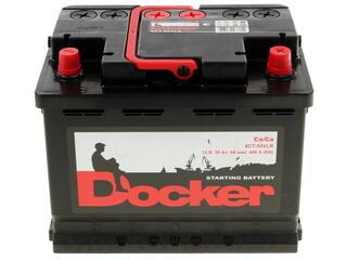 Автомобильный аккумулятор DOCKER 6ст-55 VLR