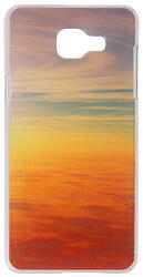Накладка + защитная пленка  для смартфона Samsung Galaxy A5 (2016)