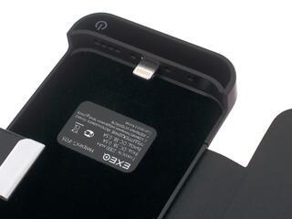 Чехол-батарея Exeq HelpinG-iF05 BL черный