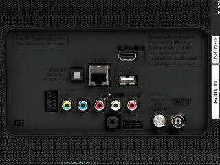 "49"" (125 см)  LED-телевизор LG 49UH651V черный"