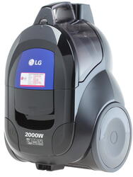 Пылесос LG VK69602N синий