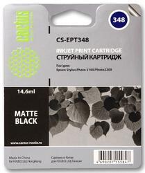 Картридж струйный Cactus CS-EPT348