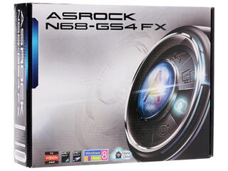 Материнская плата ASRock N68-GS4 FX