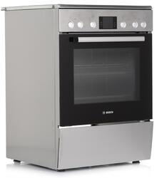 Электрическая плита BOSCH HCA 644150R серебристый