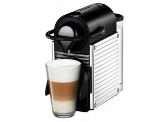 Кофемашина Krups Nespresso XN300D10 Pixie серебристый