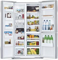 Холодильник Hitachi R-M702 PU2 GBK черный