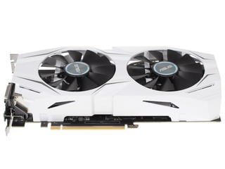 Видеокарта Asus GeForce GTX 1060 DUAL [DUAL-GTX1060-6G]