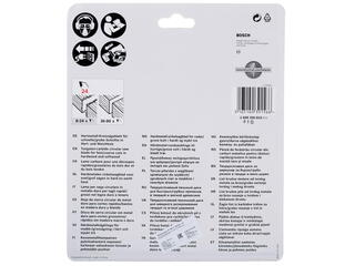 Диск пильный Bosch Standard 2609256810