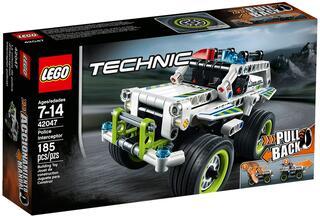 Конструктор LEGO Technic Полицейский патруль 42047