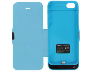 Чехол-батарея Exeq HelpinG-iF03 BU синий