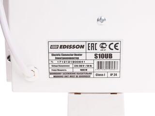 Конвектор Edisson S10UB