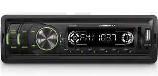 Автопроигрыватель SoundMAX SM-CCR3050 F( 0.000)