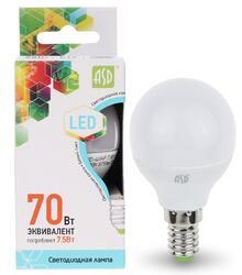 Лампа светодиодная ASD LED-ШАР-standard