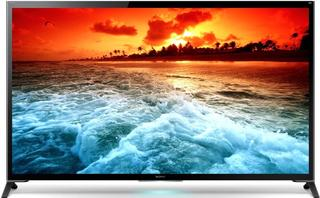 "65"" (165 см)  LED-телевизор Sony KD-65X9505B черный"