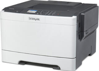 Принтер лазерный Lexmark CS410dn