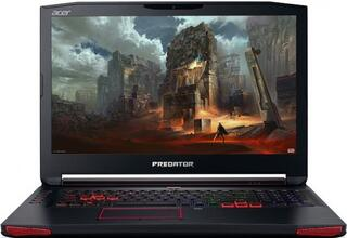 "17.3"" Ноутбук Acer Predator 17 G9-792-52V8 черный"