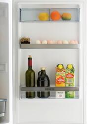 Холодильник с морозильником Siemens KG36EAW20R белый