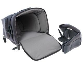 Треугольная сумка-кобура Riva 7211 серый