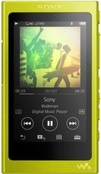 Мультимедиа плеер Sony NW-A35HN зеленый