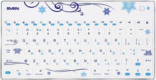 Клавиатура для планшетов SVEN Comfort 8500