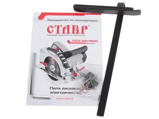 Пила дисковая Ставр ПДЭ-210/1800
