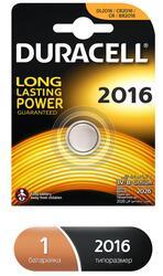 Батарейка Duracell DL2016