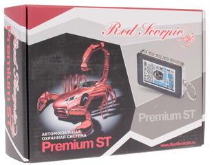 Автосигнализация Red Scorpio Premium ST