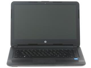 """14"""" Ноутбук HP Notebook 14-am006ur черный"""