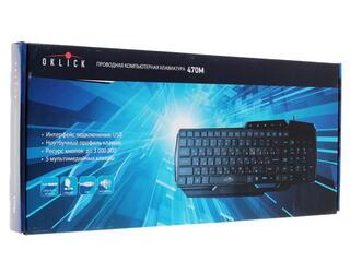 Клавиатура Oklick 470M