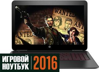 """17.3"""" Ноутбук HP Omen 17-w007ur черный"""