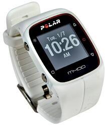 Спортивные часы Polar M400 HR белый