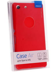 Накладка + защитная пленка  для смартфона Sony Xperia M5