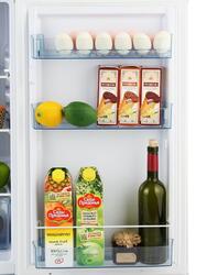 Холодильник с морозильником Бирюса Б-R122CA белый