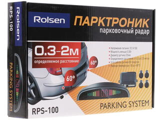 Парковочный радар Rolsen RPS-100S
