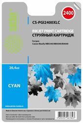 Картридж струйный Cactus CS-PGI2400XLC