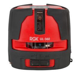 Лазерный нивелир RGK UL-36
