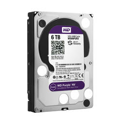 6 ТБ Жесткий диск WD Purple NV IntelliPower [WD6NPURX]