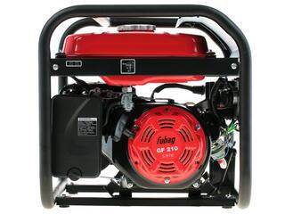 Бензиновый электрогенератор Fubag BS 3300 ES