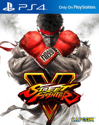 Игра для PS4 Street Fighter V