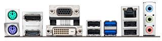 Плата ASUS LGA1150 Q87M-E Q87 4xDDR3-1600 2xPCI-Ex16 DVI/DSub/HDMI/DP 8ch 6xSATA3 2xUSB3 GLAN mATX