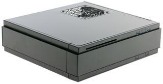 Корпус SilverStone Milo ML-07 [SST-ML07B] черный