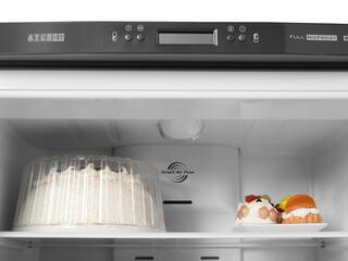Холодильник с морозильником ATLANT ХМ 4521-080 ND серебристый