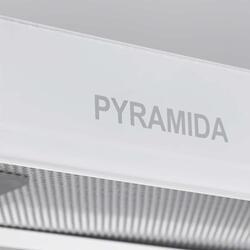 Вытяжка встраиваемая Pyramida TL 60 FG IX WH белый