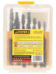 """Набор сверл STAYER """"MASTER"""" 2961-H19_z01"""