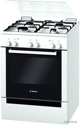 Газовая плита Bosch HGG233128R белый