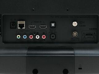 "24"" (60 см)  LED-телевизор LG 24LH480U черный"