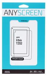 Пленка защитная для планшета Irbis TZ02