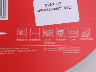 Сковорода-блинница Oursson PF2600D/RD красный