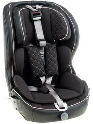 """Детское автокресло Happy Baby """"Mustang Isofix"""" черный"""